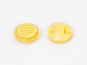 14 mm diameter  Brand Ice Yarns, Gold, acs-448