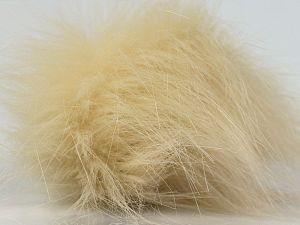 Diameter around 7cm (3&) Brand Ice Yarns, Cream, acs-1304