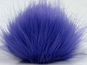 Diameter around 7cm (3&) Light Lavender, Brand Ice Yarns, acs-1308