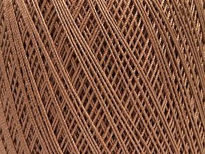 Ne: 10/3 Nm: 17/3 Fiber Content 100% Mercerised Cotton, Brand Ice Yarns, Beige, Yarn Thickness 1 SuperFine  Sock, Fingering, Baby, fnt2-49528
