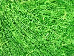 Fiberinnehåll 100% Polyester, Light Green, Brand Ice Yarns, Yarn Thickness 5 Bulky  Chunky, Craft, Rug, fnt2-50640