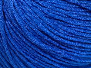 Fiber Content 60% Bamboo, 40% Cotton, Brand Ice Yarns, Dark Blue, Yarn Thickness 3 Light  DK, Light, Worsted, fnt2-50669