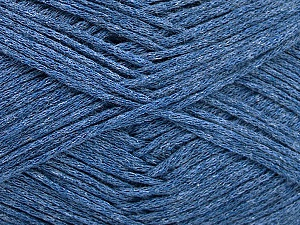 Fiber Content 100% Cotton, Jeans Blue, Brand Ice Yarns, Yarn Thickness 2 Fine  Sport, Baby, fnt2-50698