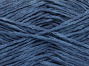 Fiber Content 100% Acrylic, Brand Ice Yarns, Dark Blue, Yarn Thickness 3 Light  DK, Light, Worsted, fnt2-51149