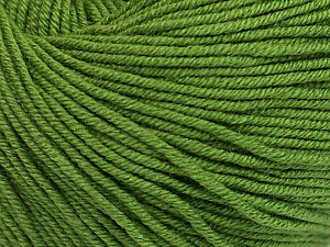 Fiber Content 60% Cotton, 40% Acrylic, Brand Ice Yarns, Forest Green, Yarn Thickness 2 Fine  Sport, Baby, fnt2-51208