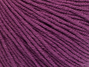 Fiber Content 60% Cotton, 40% Acrylic, Maroon, Brand Ice Yarns, Yarn Thickness 2 Fine  Sport, Baby, fnt2-51239