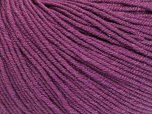Fiber Content 60% Cotton, 40% Acrylic, Maroon, Brand Ice Yarns, Yarn Thickness 2 Fine  Sport, Baby, fnt2-51248