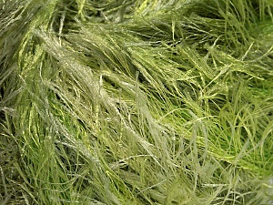 Fiber Content 100% Polyester, Brand Ice Yarns, Green Shades, Yarn Thickness 5 Bulky  Chunky, Craft, Rug, fnt2-51307