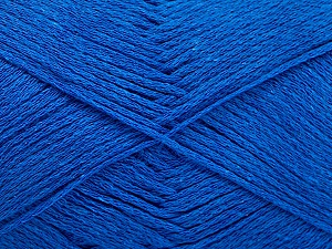 Fiber Content 100% Cotton, Royal Blue, Brand Ice Yarns, Yarn Thickness 2 Fine  Sport, Baby, fnt2-51348