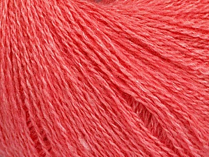 Fiber Content 65% Merino Wool, 35% Silk, Pink, Brand Ice Yarns, Yarn Thickness 1 SuperFine  Sock, Fingering, Baby, fnt2-51508