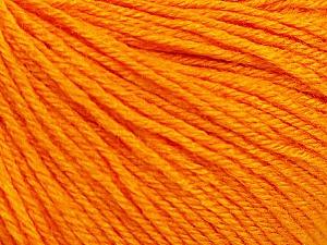 Fiber Content 40% Merino Wool, 40% Acrylic, 20% Polyamide, Brand Ice Yarns, Gold, Yarn Thickness 2 Fine  Sport, Baby, fnt2-51544
