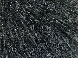 Fiber Content 34% Acrylic, 26% Polyamide, 25% Alpaca, 15% Superwash Merino Wool, Brand Ice Yarns, Anthracite Black, Yarn Thickness 3 Light  DK, Light, Worsted, fnt2-52378