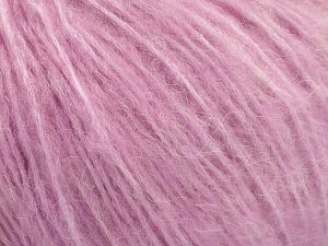 Fiber Content 34% Acrylic, 26% Polyamide, 25% Alpaca, 15% Superwash Merino Wool, Orchid, Brand Ice Yarns, Yarn Thickness 3 Light  DK, Light, Worsted, fnt2-52386