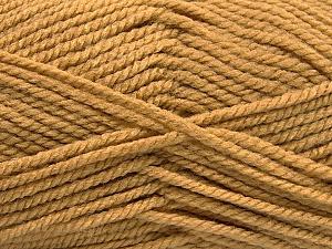Fiber Content 100% Acrylic, Light Brown, Brand Ice Yarns, Yarn Thickness 5 Bulky  Chunky, Craft, Rug, fnt2-53173