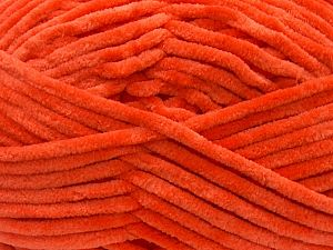Fiber Content 100% Micro Fiber, Salmon, Brand Ice Yarns, Yarn Thickness 4 Medium  Worsted, Afghan, Aran, fnt2-54225