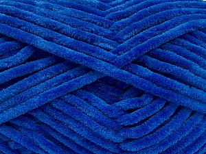Fiber Content 100% Micro Fiber, Royal Blue, Brand Ice Yarns, Yarn Thickness 4 Medium  Worsted, Afghan, Aran, fnt2-54258