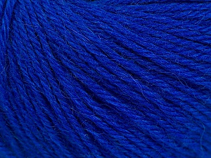 Fiber Content 55% Baby Alpaca, 45% Superwash Extrafine Merino Wool, Brand Ice Yarns, Blue, Yarn Thickness 3 Light  DK, Light, Worsted, fnt2-54361