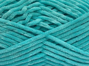 Fiber Content 100% Micro Fiber, Turquoise, Brand Ice Yarns, Yarn Thickness 4 Medium  Worsted, Afghan, Aran, fnt2-54532