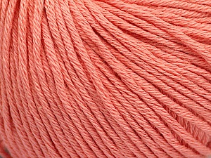 Global Organic Textile Standard (GOTS) Certified Product. CUC-TR-017 PRJ 805332/918191 Fiber Content 100% Organic Cotton, Pink, Brand Ice Yarns, Yarn Thickness 3 Light  DK, Light, Worsted, fnt2-54734