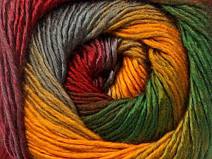 Fiber Content 50% Acrylic, 50% Wool, Yellow, Red, Brand Ice Yarns, Grey, Green, Yarn Thickness 2 Fine  Sport, Baby, fnt2-55463