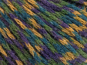 Fiber Content 60% Acrylic, 40% Wool, Purple, Brand Ice Yarns, Cafe Latte, Blue, Yarn Thickness 3 Light  DK, Light, Worsted, fnt2-55522