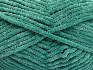 Fiber Content 100% Micro Fiber, Brand Ice Yarns, Green, Yarn Thickness 4 Medium  Worsted, Afghan, Aran, fnt2-55750