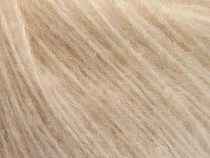 Fiber Content 34% Acrylic, 26% Polyamide, 25% Alpaca, 15% Superwash Merino Wool, Light Powder Pink, Brand Ice Yarns, Yarn Thickness 3 Light  DK, Light, Worsted, fnt2-55794