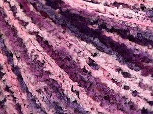 Fiber Content 100% Polyamide, Purple Shades, Pink, Brand Ice Yarns, Yarn Thickness 2 Fine  Sport, Baby, fnt2-56108