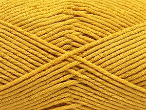 Fiber Content 50% SuperFine Acrylic, 50% SuperFine Nylon, Brand Ice Yarns, Gold, Yarn Thickness 4 Medium  Worsted, Afghan, Aran, fnt2-56285