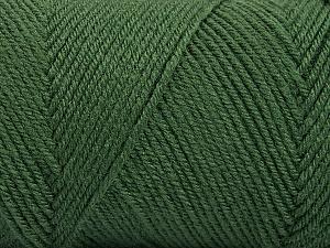 Fiber Content 50% Wool, 50% Acrylic, Khaki, Brand Ice Yarns, Yarn Thickness 3 Light  DK, Light, Worsted, fnt2-56431
