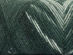 Fiber Content 50% Wool, 50% Acrylic, Brand Ice Yarns, Grey Shades, Yarn Thickness 3 Light  DK, Light, Worsted, fnt2-56442