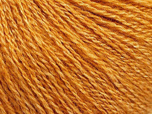 Fiber Content 65% Merino Wool, 35% Silk, Brand Ice Yarns, Gold, Yarn Thickness 1 SuperFine  Sock, Fingering, Baby, fnt2-57857