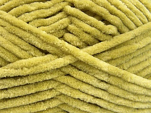 Fiber Content 100% Micro Fiber, Brand Ice Yarns, Apple Green, Yarn Thickness 4 Medium  Worsted, Afghan, Aran, fnt2-58079