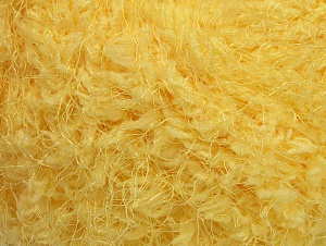 Fiber Content 100% Polyamide, Light Yellow, Brand Ice Yarns, Yarn Thickness 6 SuperBulky  Bulky, Roving, fnt2-58803
