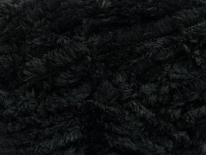 Fiber Content 100% Micro Fiber, Brand Ice Yarns, Black, Yarn Thickness 6 SuperBulky  Bulky, Roving, fnt2-58809