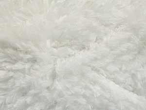Fiber Content 100% Micro Fiber, White, Brand Ice Yarns, Yarn Thickness 6 SuperBulky  Bulky, Roving, fnt2-58810