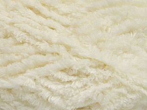 Fiber Content 100% Micro Fiber, Brand Ice Yarns, Cream, Yarn Thickness 6 SuperBulky  Bulky, Roving, fnt2-58811
