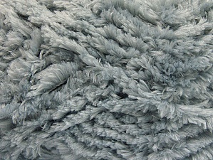 Fiber Content 100% Micro Fiber, Brand Ice Yarns, Grey, Yarn Thickness 6 SuperBulky  Bulky, Roving, fnt2-58813