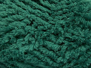 Fiber Content 100% Micro Fiber, Brand Ice Yarns, Dark Green, Yarn Thickness 6 SuperBulky  Bulky, Roving, fnt2-58818