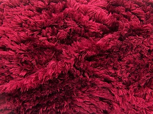 Fiber Content 100% Micro Fiber, Brand Ice Yarns, Burgundy, Yarn Thickness 6 SuperBulky  Bulky, Roving, fnt2-58819