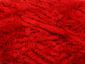 Fiber Content 100% Micro Fiber, Red, Brand Ice Yarns, Yarn Thickness 6 SuperBulky  Bulky, Roving, fnt2-58820