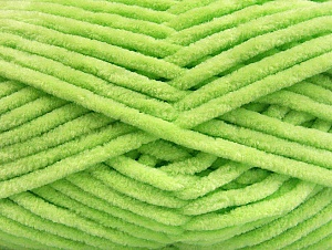 Fiber Content 100% Micro Fiber, Light Green, Brand Ice Yarns, Yarn Thickness 4 Medium  Worsted, Afghan, Aran, fnt2-58884