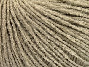 Fiber Content 50% Acrylic, 50% Wool, Brand Ice Yarns, Beige, Yarn Thickness 3 Light  DK, Light, Worsted, fnt2-58934