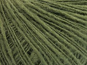 Fiber Content 50% Wool, 40% Acrylic, 10% Polyamide, Khaki, Brand Ice Yarns, Yarn Thickness 2 Fine  Sport, Baby, fnt2-58969