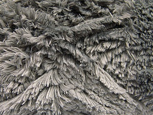 Fiber Content 100% Micro Fiber, Brand Ice Yarns, Dark Grey, Yarn Thickness 6 SuperBulky  Bulky, Roving, fnt2-59010