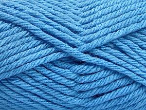 Fiber Content 100% Acrylic, Brand Ice Yarns, Blue, Yarn Thickness 6 SuperBulky  Bulky, Roving, fnt2-59744