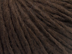 Fiber Content 50% Wool, 50% Acrylic, Brand Ice Yarns, Coffee Brown, Yarn Thickness 4 Medium  Worsted, Afghan, Aran, fnt2-59799