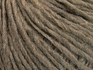 Fiber Content 50% Acrylic, 50% Wool, Brand Ice Yarns, Camel, Yarn Thickness 4 Medium  Worsted, Afghan, Aran, fnt2-59806