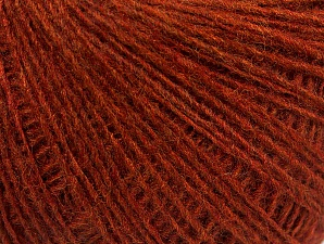 Fiber Content 50% Acrylic, 50% Wool, Brand Ice Yarns, Dark Copper, Yarn Thickness 2 Fine  Sport, Baby, fnt2-60027
