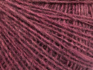 Fiber Content 50% Wool, 50% Acrylic, Light Maroon, Brand Ice Yarns, Yarn Thickness 2 Fine  Sport, Baby, fnt2-60031